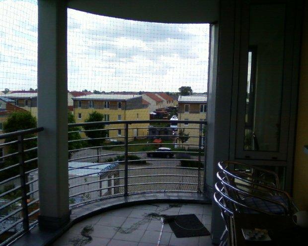 Balkon Freistehend