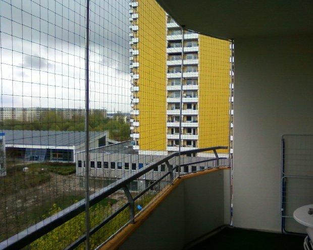 Balkon Spannstangen 1 x