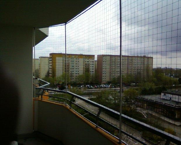 Balkon Spannstangen 2 x