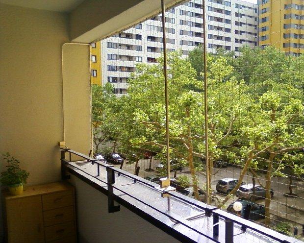 Balkon geländer 4 x