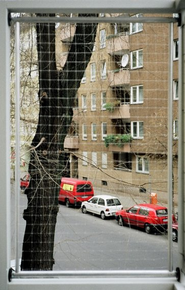 Fenster mit Winkelspanner